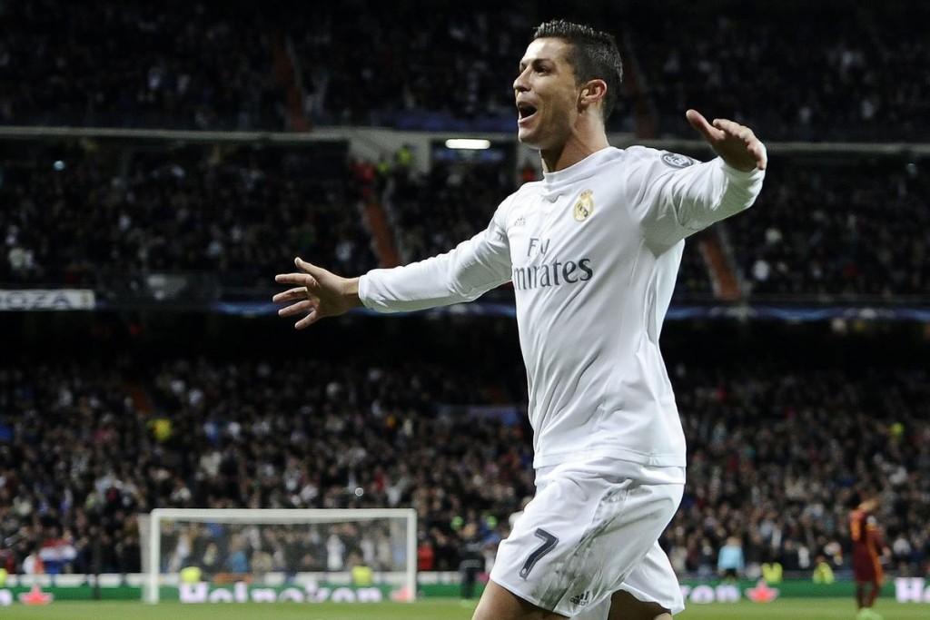 Cristiano Ronaldo Real Madrid (Insidefoto.com)