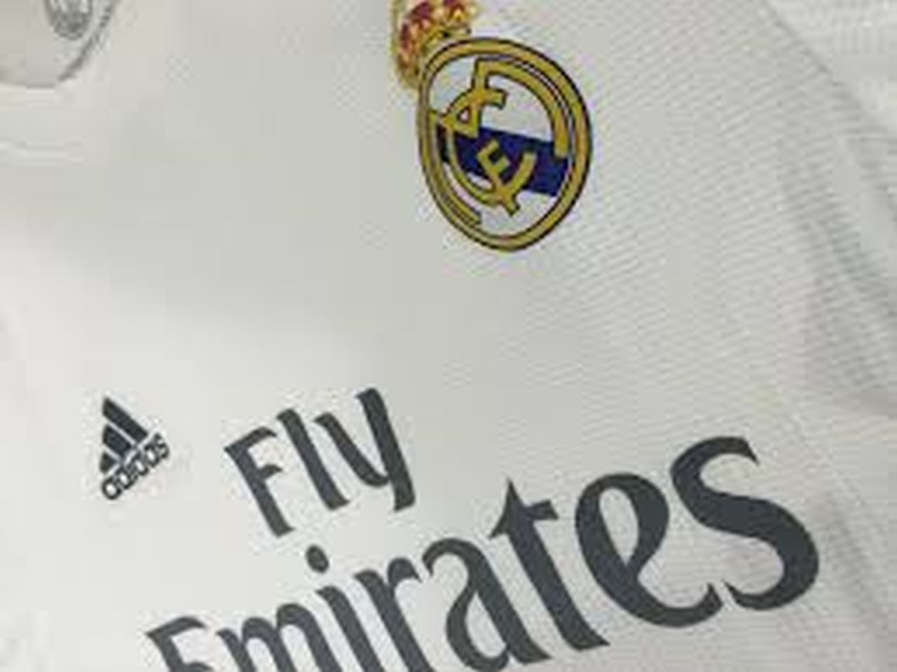 Real Madrid sponsor Adidas