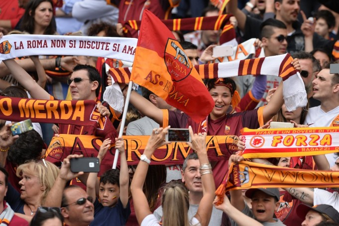 Olimpico stadium - Roma (Insidefoto)