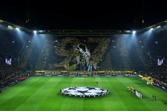 Borussia Dortmund stadium (Insidefoto.com)