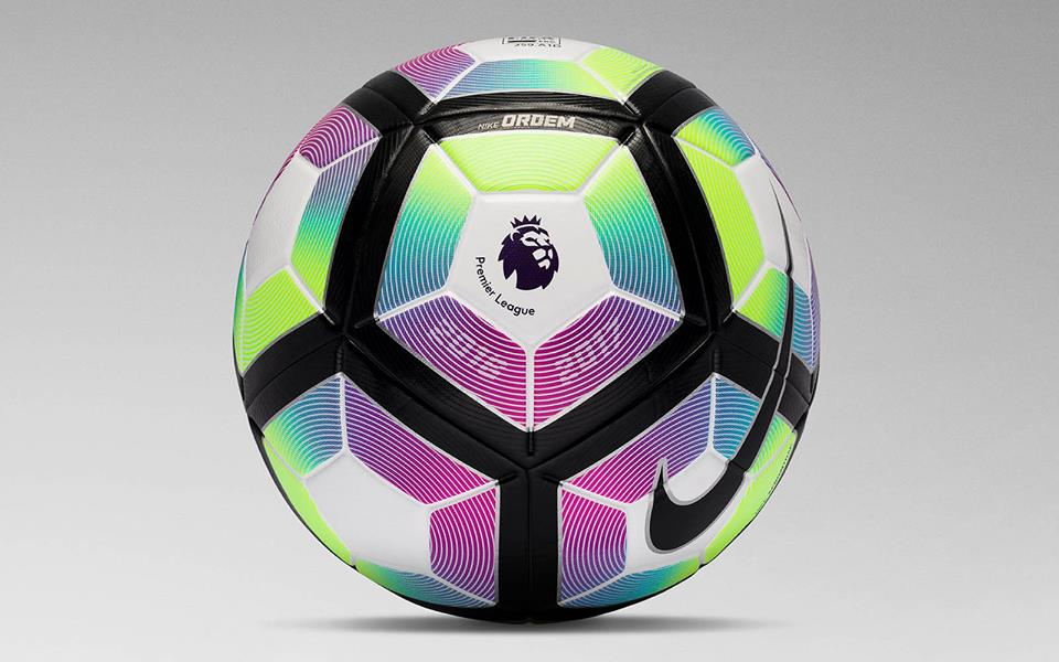 2016-2017 Premier League ball