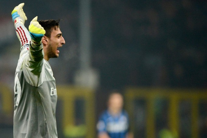 Gianluigi Donnarumma AC Milan (Insidefoto.com)