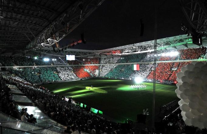 dimensioni ideali stadi calcio ricavi spettatori