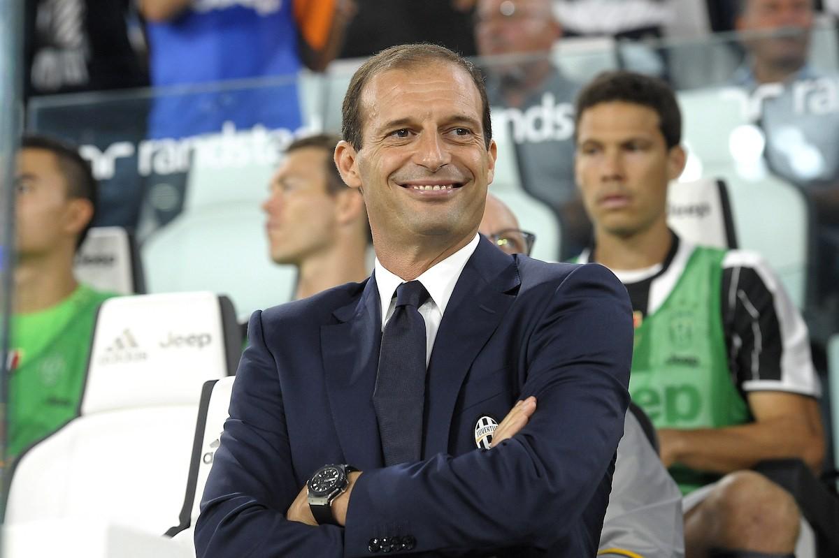 Massimiliano Allegri, Juventus Stadium (Insidefoto)