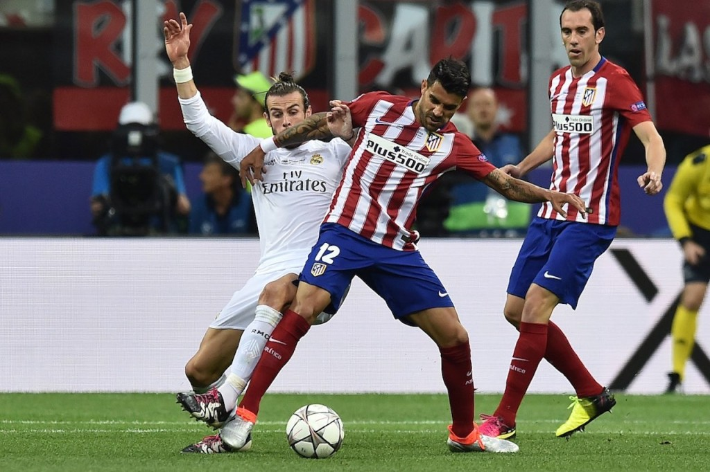 Atletico Madrid vs Real Madrid final match (Insidefoto.com)