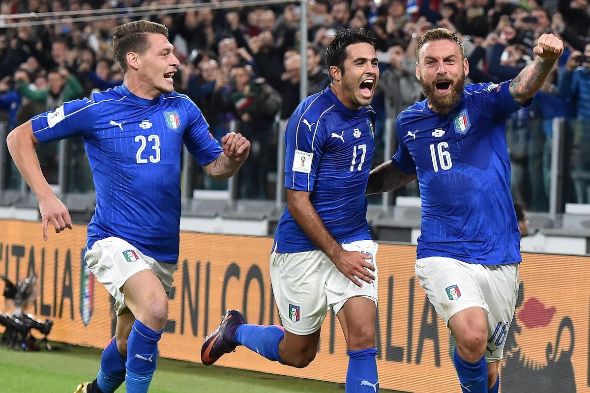 De Rossi - Italy (Insidefoto.com)