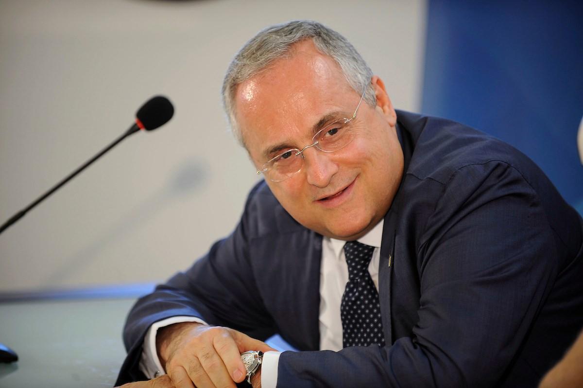Claudio Lotito - Lazio's president (Insidefoto)
