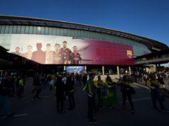 Barcellona camp nou