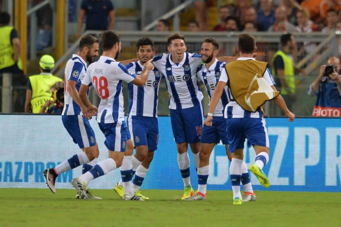 Porto financial statement 2016 (Insidefoto.com)