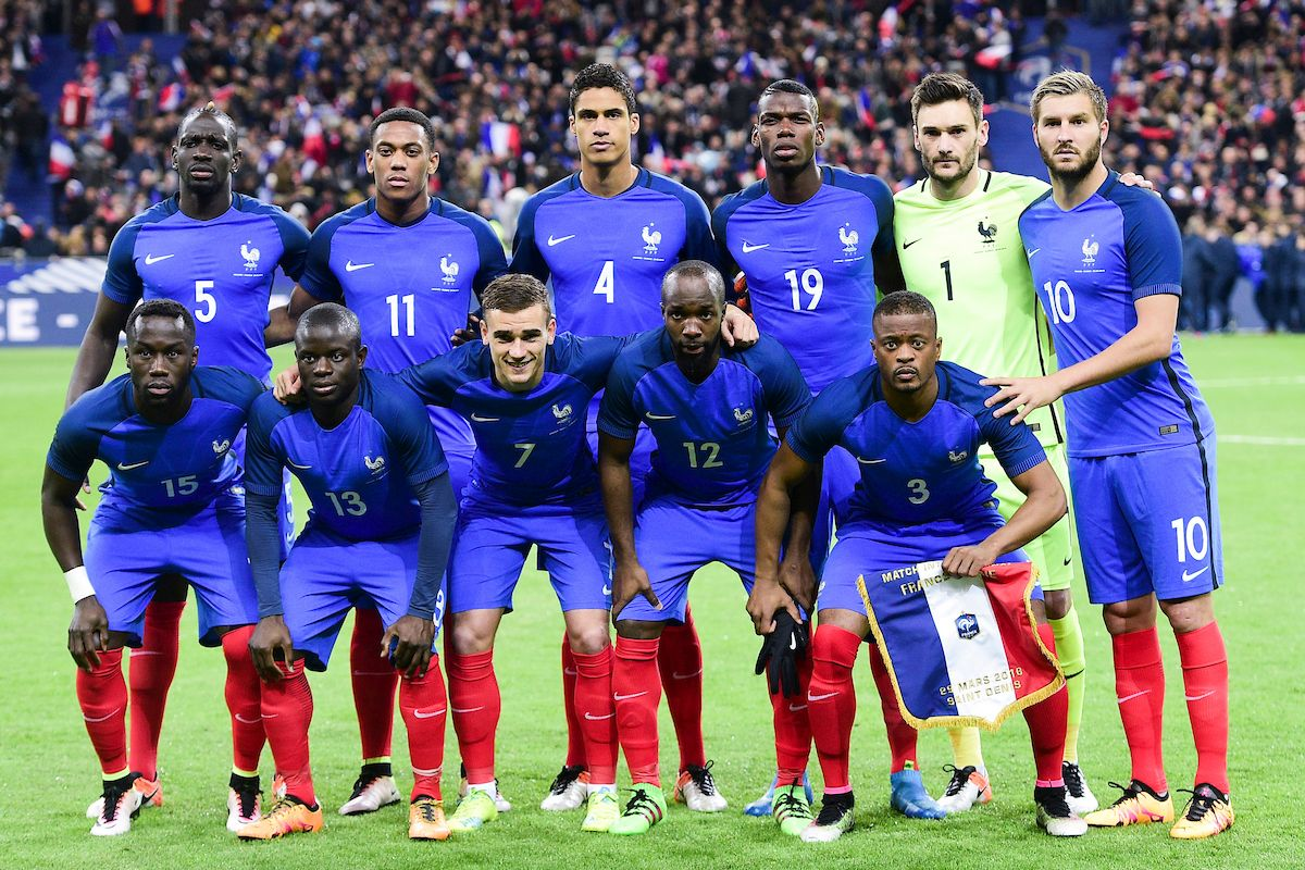 b4634aabd05 French Football Federation sign new sponsorship deal with Nike ...