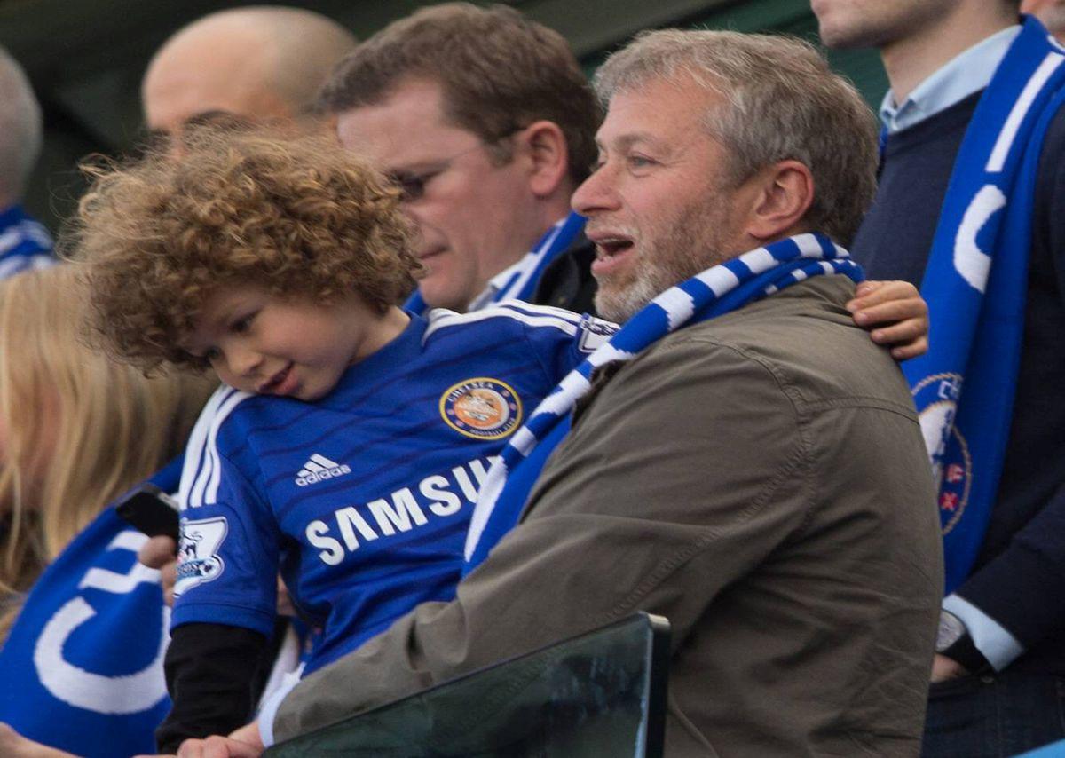Roman Abramovich Chelsea owner (Insidefoto)
