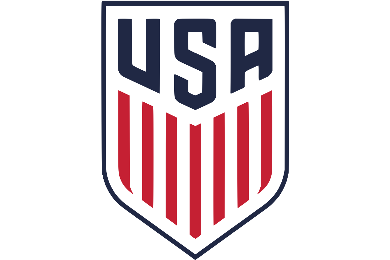 USA Soccer Federation Logo