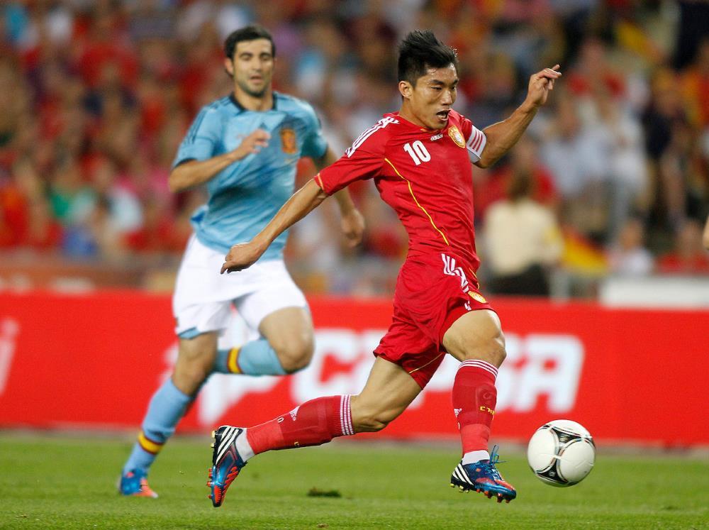 Spain China