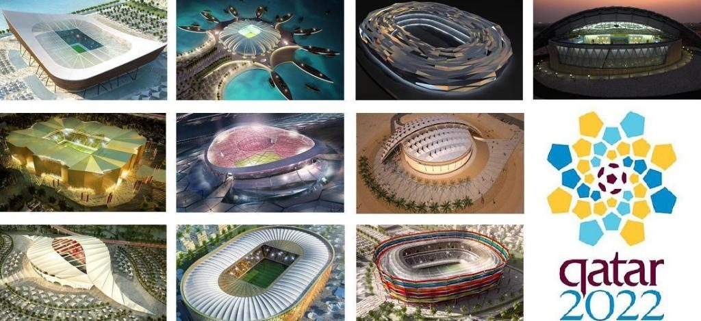 Stadiums for Qatar 2022 World Cup