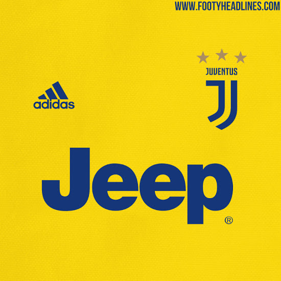 Juventus second kit 2017-18