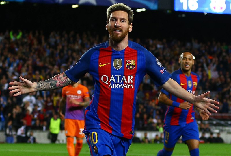 Lionel Messi Signs New Adidas Deal Calcio E Finanza