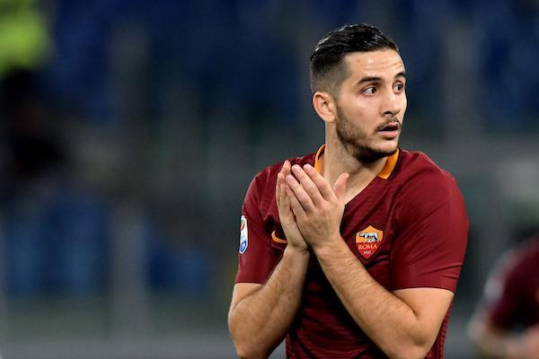 Roma's Kostas Manolas (Insidefoto.com)