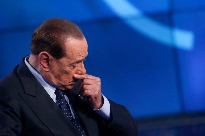 Silvio Berlusconi - Insidefoto