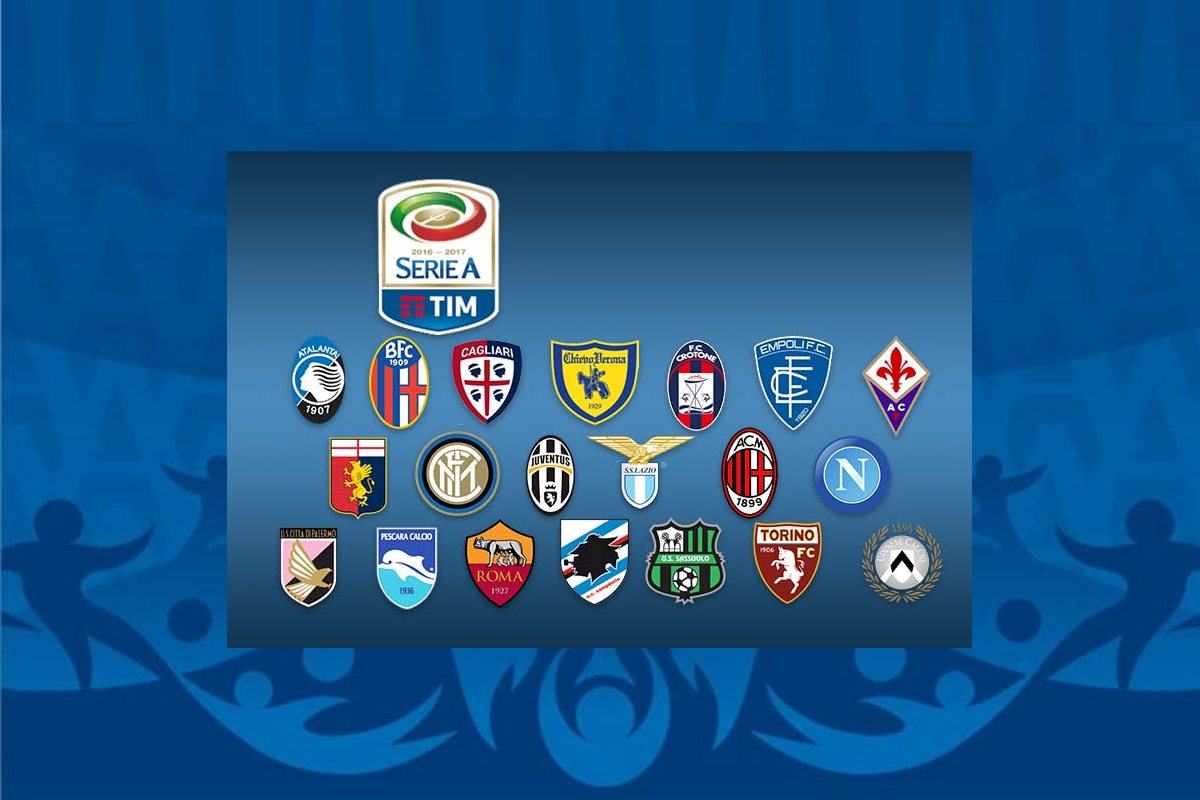 competitive price d96f5 95c43 Ranking the 20 Serie A logos | Calcio e Finanza