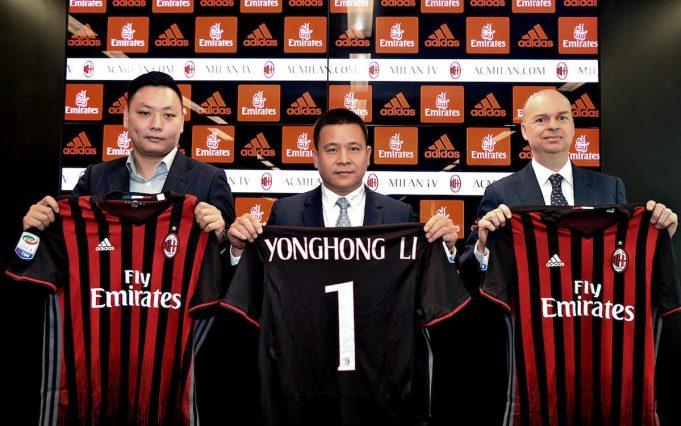 David Han Li, Yonghong Li, Marco Fassone