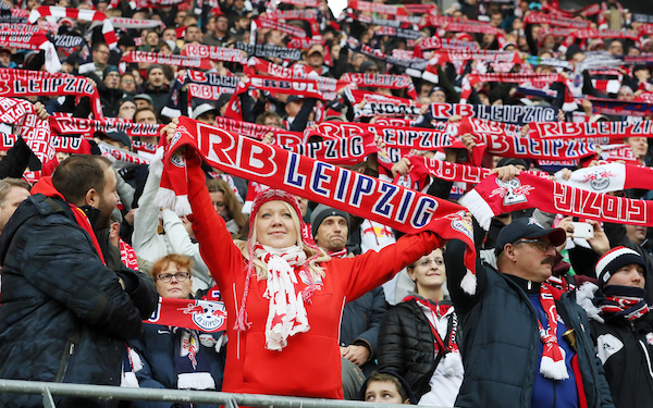 RB Leipzig Mainz Football Bundesliga Red Bull Arena Football Picture Point LE/Insidefoto