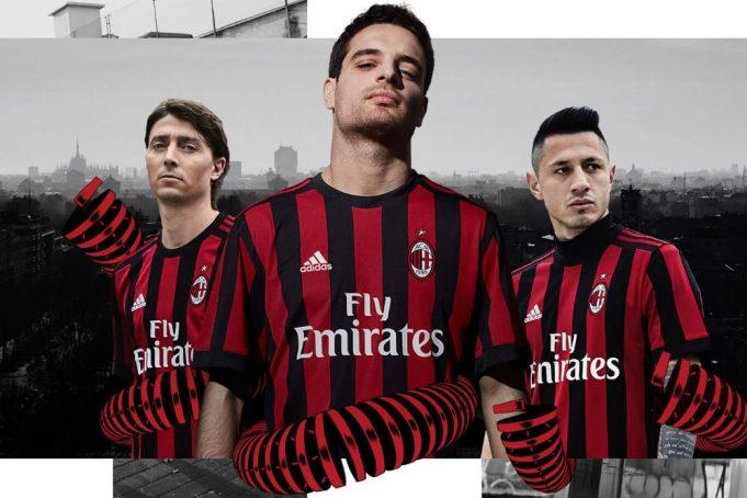 Milan kit 2017-2018