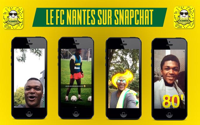 snapchat-fc-nantes