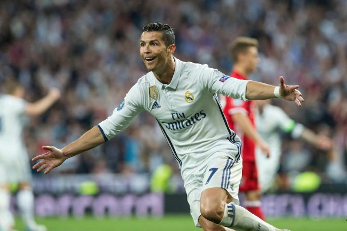Cristiano Ronaldo - Insidefoto