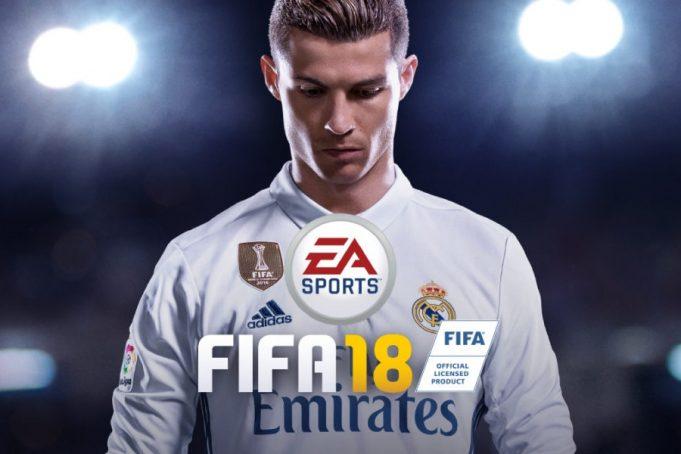 EA Sports FIFA 18 - Cristiano Ronaldo