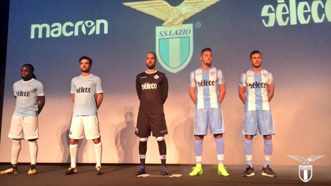 Lazio kit 2017-18
