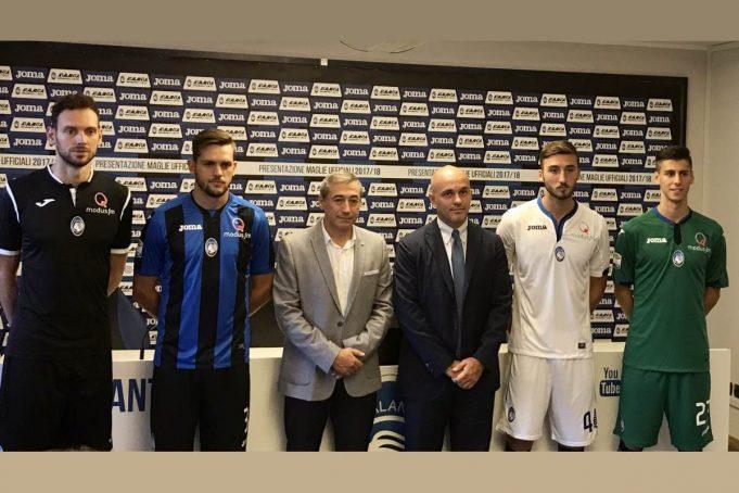 Atalanta new kits 2017-18