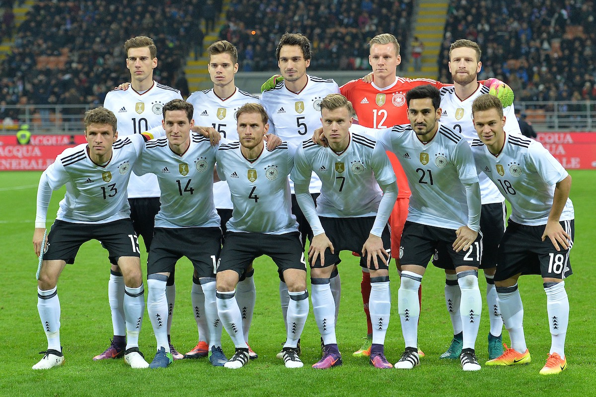 Friendly match Italy - Germany Photo Antonietta Baldassarre/ Insidefoto