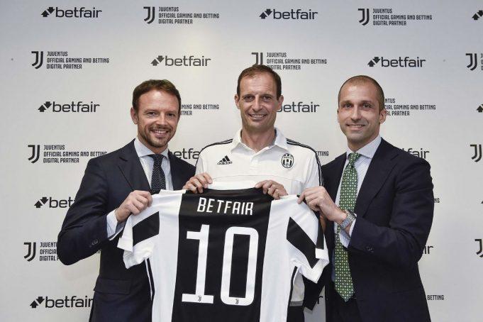 Juventus Betfair