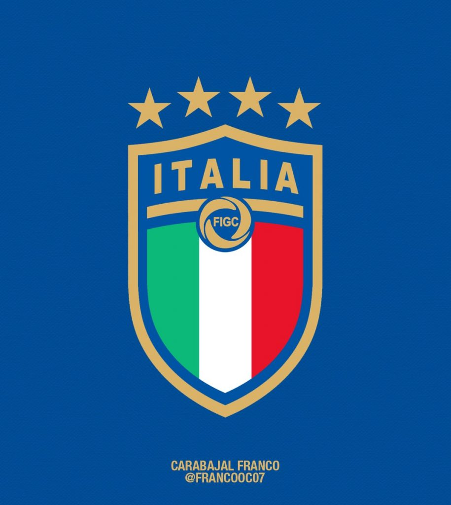 New FIGC logo 2018