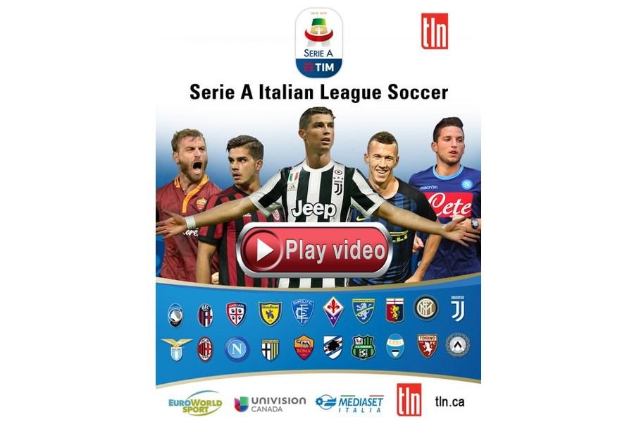 Tln Media Group Acquires Canadian Tv Rights To Serie A Calcio E Finanza