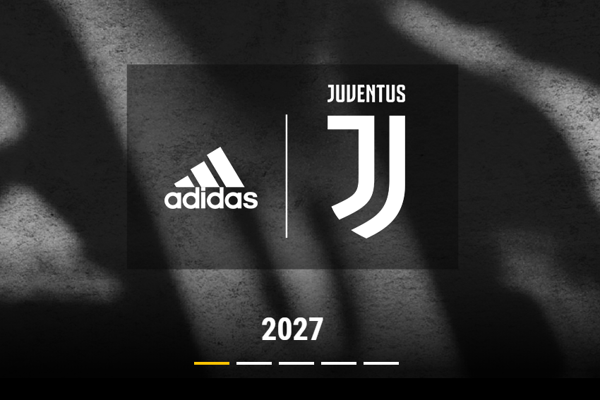 official photos ad4b6 42818 Adidas and Juventus agree official partnership extension ...